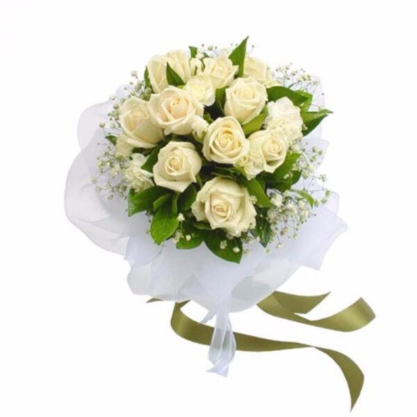 свадебный букет Писаная красавица