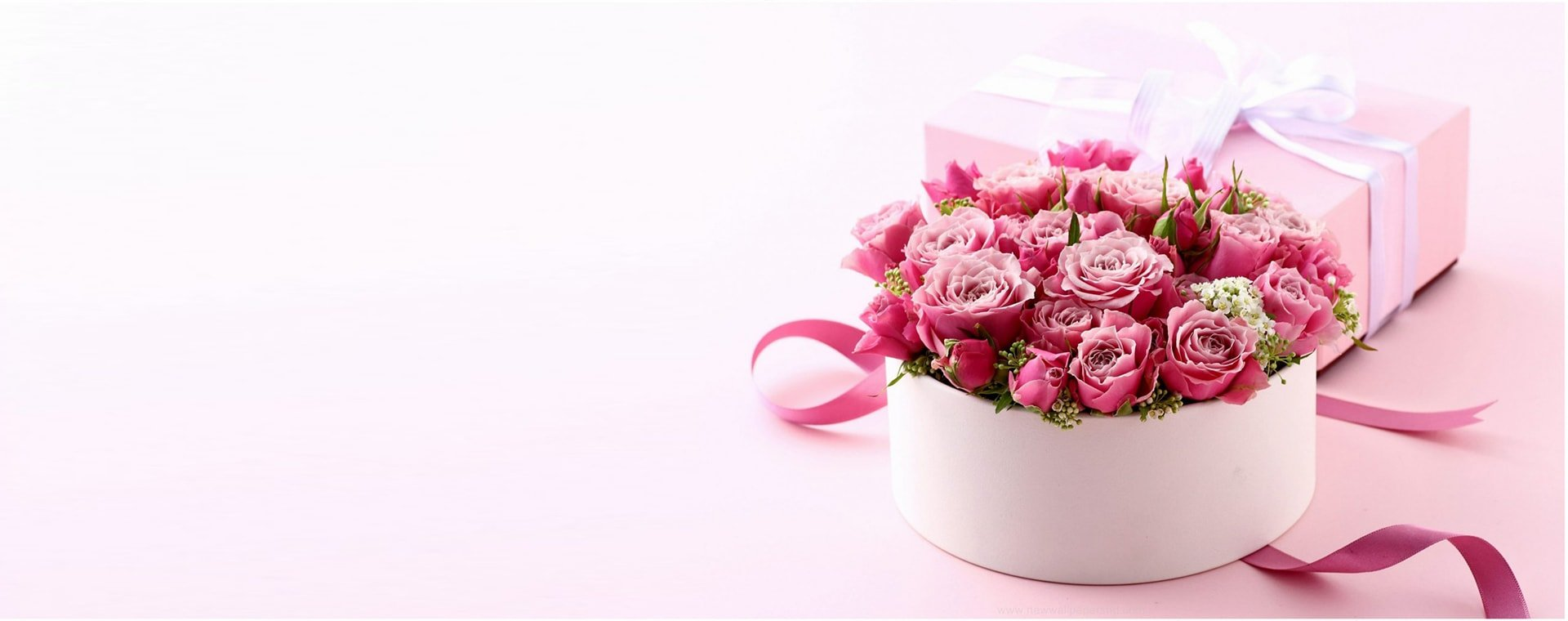 фото цветочная корзина
